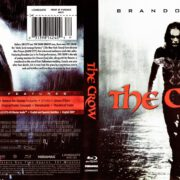 The Crow (1994) R1 Blu-Ray Cover