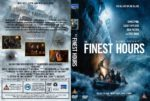 The Finest Hours (2016) R2 Custom DVD Cover