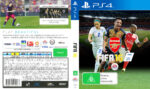 FIFA 16 Arsenal Edition (2015) Custom PS4 USA