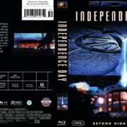 Independence Day (2-Disc Special Edition) (1996) R1 Blu-Ray Cover