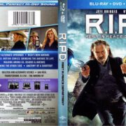 R.I.P.D. (2013) R1 Blu-Ray Cover