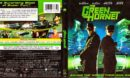 The Green Hornet (2011) R1 Blu-Ray Cover