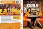 2 Broke Girls: Season 3 (2014) R1 DVD Cover