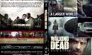 The Walking Dead: Season 6 (2016) R0 Custom DVD Cover