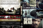 The Walking Dead: Season 6 (2016) R0 Custom DVD Cover