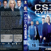 CSI Cyber: Staffel 1 (2015) R2 German Custom Cover & labels