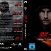 Mission Impossible Collection (1996-2015) R2 German Custom Cover & labels