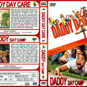 Daddy Day Care / Daddy Day Camp Double Feature (2003-2007) R1 Custom Cover
