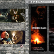 Darkness Falls / Dead Silence Double Feature (2003-2007) R1 Custom Cover