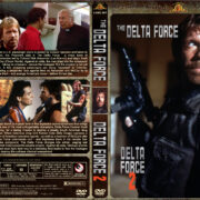 Delta Force Double Feature (1986-1990) R1 Custom Cover