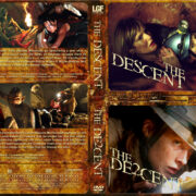 The Descent Double Feature (2006-2009) R1 Custom Cover
