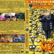 Despicable Me Double Feature (2010-2013) R1 Custom Cover