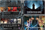 Detective Dee Double Feature (2010-2013) R1 Custom Covers