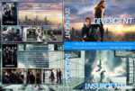 Divergent / Insurgent Double Feature (2014-2015) R1 Custom Cover