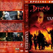 Dracula / Vampires Double Feature (1992-1998) R1 Custom Cover