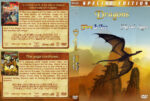 Dragons: Fire & Ice / Metal Ages Double Feature (2004-2005) R1 Custom Cover
