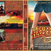 The Dukes of Hazzard Double Feature (2005-2007) R1 Custom Cover