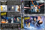 Family Guy: Blue Harvest / Something Something Something Dark Side Double Feature (2007-2009) R1 Custom Cover