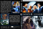 Fantastic 4 Double Feature (2005-2007) R1 Custom Covers