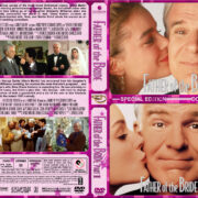 Father of the Bride Double Feature (1991-1995) R1 Custom Covers