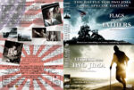 Flags of Our Fathers / Letters from Iwo Jima Double Feature (2006) R1 Custom Cover
