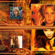 Firestarter Double Feature (1984-2002) R1 Custom Cover