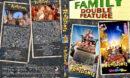 The Flintstones / The Flintstones in Viva Rock Vegas Double Feature (1994-2000) R1 Custom Cover