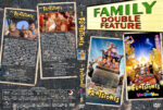 The Flintstones / The Flintstones in Viva Rock Vegas Double Feature (1994-2000) R1 Custom Cover