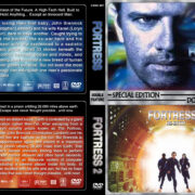 Fortress Double Feature (1992-2000) R1 Custom Cover