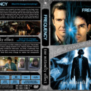 Frequency / The Butterfly Effect Double Feature (2000-2004) R1 Custom Cover