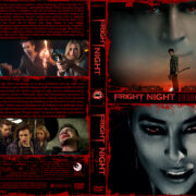 Fright Night Double Feature (2011-2013) R1 Custom Cover