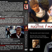 The Fugitive / U.S. Marshals Double Feature (1993-1998) R1 Custom Cover