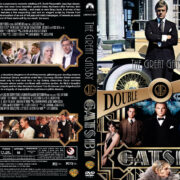 The Great Gatsby Double Feature (1974-2013) R1 Custom Cover
