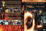Ghost Rider Double Feature (2008-2011) R1 Custom Cover