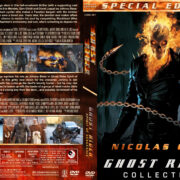 Ghost Rider Collection (2008-2011) R1 Custom Cover