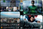 Green Lantern / Man of Steel Double Feature (2011-2013) R1 Custom Cover