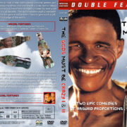 The Gods Must be Crazy Double Feature (1980-1988) R1 Custom Cover
