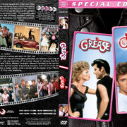 Grease Double Feature (1978-1982) R1 Custom Cover
