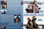 Grumpy / Grumpier Old Men Double Feature (1993-1995) R1 Custom Cover