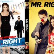 Mr Right (2016) R0 CUSTOM Cover & label
