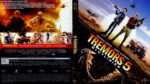 Tremors 5: Bloodlines (2015) R2 German Blu-Ray Covers