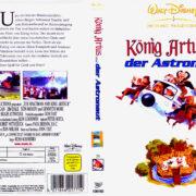 König Artus und der Astronaut (1979) R2 German Cover