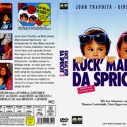 Kuck' mal, wer da spricht – Teil 2 (1990) R2 German Cover