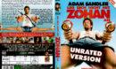 Leg dich nicht mit Zohan an (2008) R2 German Cover