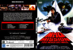 Mad Mission 4 – Man stirbt nicht zweimal (1986) R2 German Cover