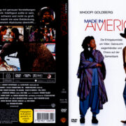 Made in America (1993) R2 German Cover