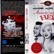 Manche mögen's heiß (1959) R2 German Cover