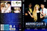 Mannequin 2 – Der Zauber geht weiter (1991) R2 German Cover