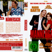 Männersache (2009) R2 German Cover