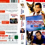 Mein Partner mit der kalten Schnauze: Triple Feature (1989-2002) R2 German Cover